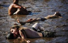 Festival mudbath: Rain hits Brighton Pride, Woodstock, Big Valley Jamboree and All Points West