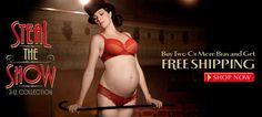 Designer Maternity Lingerie | Nursing Bras | Pregnancy Lingerie | Sexy Maternity Wear - Hotmilk