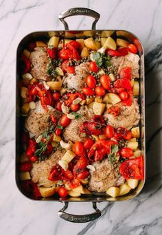 Mediterranean Diet It's one of the best ways of eating. Not only is it healthy, but it is easy, flavorful and meal prep friendly! Here are 15 Easy Mediterranean Diet Meal Prep Recipes you can feel great about making Mediterranean Chicken, Mediterranean Recipes, Clean Eating, Healthy Eating, Med Diet, Medatrainian Diet, Ketogenic Diet, Diet Foods, Calories