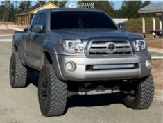 2007 Toyota Tacoma 20x12 -44mm XD Monster