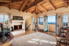 Check out Oscar Winner Jeff Bridges's Beautiful 19.5-Acre Estate Photos | Architectural Digest