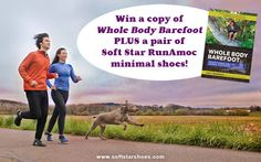 Transitioning to Barefoot Health PLUS RunAmoc Giveaway! - See more at: http://www.softstarshoes.com/live-bare-blog/2015/04/28/national-foot-health-awareness-month-whole-body-barefoot-book-review-runamoc-giveaway/?redirect_mongo_id=55493cd969702d0594e53500&utm_campaign=Email&utm_medium=Web&utm_source=Springbot&utm_source=Soft+Star+Shoes+Newsletter&utm_campaign=c1939e4830-May_Newsletter_5_5_2015&utm_medium=email&utm_term=0_d1dd92bb94-c1939e4830-291754561#sthash.1mbS26g2.dpuf