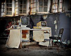 Abandoned prison in Atlanta, GA