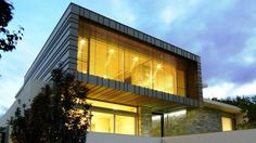 40 Most Impressive Metal Siding Homes; Exterior Cladding