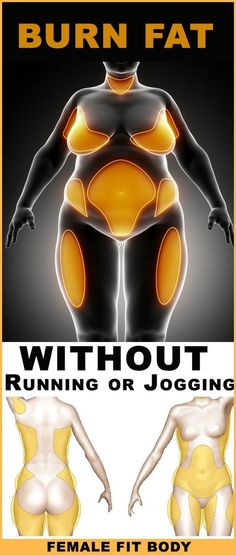 8 Exercise Which Will Help You Burn Fat Without Running or Jogging