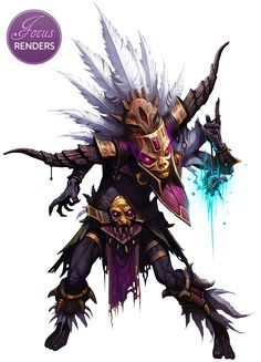 Witch Doctor - Diablo 3