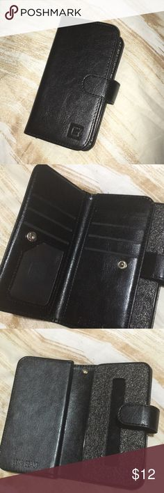 NWOT Gear Beast Dual-Folio Wallet iPhone 6/6s Case NWOT! Excellent condition and convenient size! Gear Beast Accessories Phone Cases