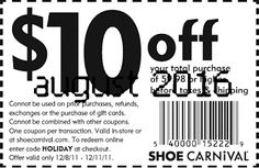 Shoe Carnival Coupons Ends of Coupon Promo Codes MAY 2020 ! Is stores of regions Carnival Midwest the footwear around in Shoe this th. Coupons For Boyfriend, Coupon Stockpile, Online S, Free Printable Coupons, Love Coupons, Grocery Coupons, Extreme Couponing, Shoe Carnival, Coupon Organization