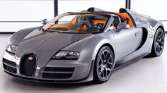 2012 Veyron Grand Sport Vitesse. wow!