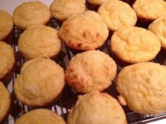 Best-Ever Cheese Muffins