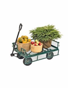 All-Terrain Landscaper's Wagon  my favorite cart for gardening