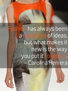 Fashion Quotes : I think that this quote speaks a lot about how fashion continually has the same Great Quotes, Quotes To Live By, Me Quotes, Inspirational Quotes, Style Quotes, Wisdom Quotes, Fashion Words, Fashion Quotes, Fashion Advice