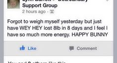 Our princess support group is always full of support and motivation! Not just from us as reps but from customers too!