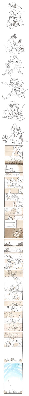 すらるど : 「涙が止まらない…」日本のとあるネット漫画が感動すると海外で話題に/http://www.pixiv.net/member_illust.php?mode=medium&illust_id=16638263
