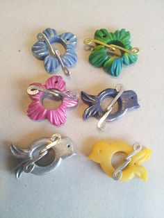 The Colorado Bead Company: New clasps from BeeTree by ME