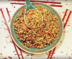 Fried Rice Chao Fan recipe - Best recipes cooking group worldwide