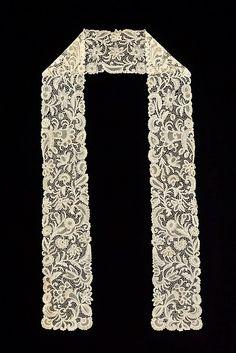 Flemish lappet...late 19th century