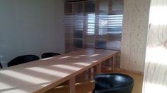 Le même bureau, aménagé mais toujours aussi vide ! 29 décembre 2015