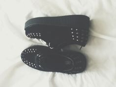 I've wanted a pair of black suede creepers since 6th grade and this pair is to die for!