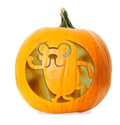 adventure time pumpkin carving stencils - Google Search