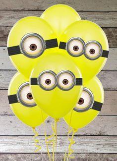 minion party ideas | INSTANT DOWNLOAD Despicable Me Minion's Googles Printable Birthday ...