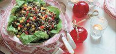 Wild Rice Salad  Recipes | Ricardo