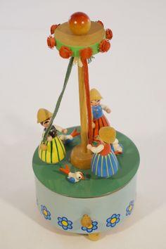 Lichtensteiner Polka Music Box