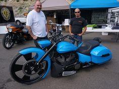 Supercharge your custom bagger - Motorbike Writer