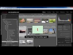 When Panels, Modules, Tools and More Go Missing in Lightroom | Laura Shoe's Lightroom Training, Tutorials and Tips
