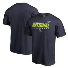 NFL Pro Line by Fanatics Branded 2017 Pro Bowl Pros National T-Shirt - Navy