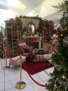 """Santa House"",Centre Place Shopping Centre, Hamilton, New Zealand, created by Ton van der Veer"