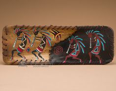 This Old Style Tarahumara Dough Bowl is a perfect accent piece on the kitchen island, countertop, or table - perhaps with fresh fruit upon it. I love the colors and the Southwestern flair of Kokopelli artwork. Can't wait to win the LG Limitless Design contest for a dream LG kitchen.  #LGLimitlessDesign #Contest