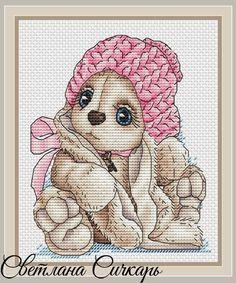 Схема для вышивания Сичкарь Светлана #8130 (большая картинка)