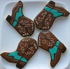 Boot Cookies