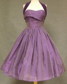 1950s Party Dresses, Prom Dresses, Formal Dresses, Wedding Dresses, Bodice, Vintage Outfits, Ballet Skirt, Elegant, Label