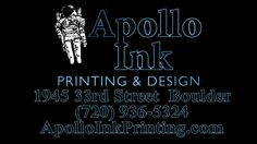 Apollo Ink Commercial