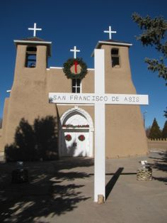 Ranchos de Taos Mission Church