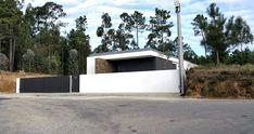 CASA HEITOR por Jesus Correia Arquitecto | homify Outdoor Furniture, Outdoor Decor, Outdoor Storage, Garage Doors, House, Home Decor, Townhouse, Design Ideas, Good Ideas
