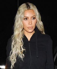 Mermaid Waves Hair Trend - Kim Kardashian, Demi Lovato
