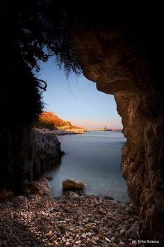 Penisola Magnisi, Priolo Siracusa Sicilia