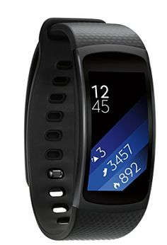 Samsung Gear Fitness GPS Tracker Smartwatch White Large Band Bare for sale online Samsung Gear Smartwatch, Samsung Gear Fit 2, Best Fitness Tracker, Fitness Watch, Wearable Technology, Tech Gifts, Luxury Watches For Men, Sport Watches, Fun Workouts