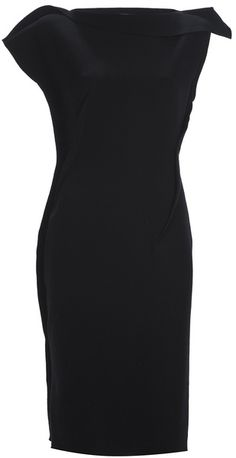 Shift Dress Asymmetrical Tunic Dress Modern Dress Black Dress Women Dress New Year/'s Eve Dress Elegant Dress Avant Garde Dress