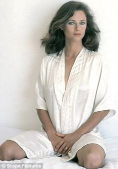 the engaging Charlotte Rampling
