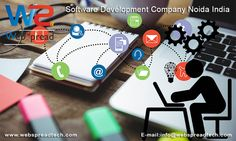 Software Development Company Noida India. WebSpread Technologies is an offshore IT company providing web design & android development in noida, India.we provide Website development, seo sevices,magento development, wordpress website development,opencart development services noida india.