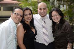 Boda por civil de David y Marisol