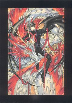 X 1999 Kamui manga #x #xclamp #clamp #clampart #x1999 #x/1999 #x/1999manga #x ...