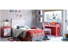 Dormitorio BAVIERA 41D
