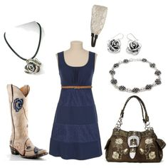 """""""Rose of Texas"""" by rinergirl on Polyvore"""