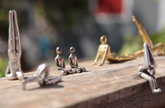 Meet our Yogis as they practice their favourite asanas!