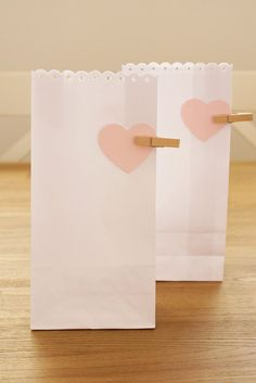 Favour Bags or Lolly Bags for Wedding, Christmas or Birthdays - by evietheelephant on madeit